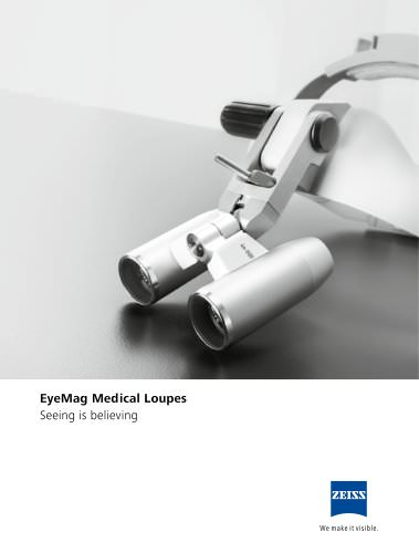 EyeMag Medical Loupes