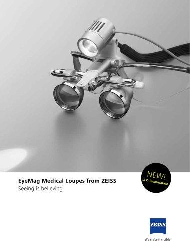EyeMag Medical Loupes for dentistry