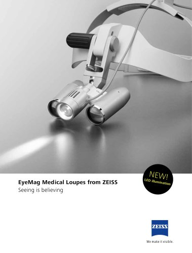 EyeMag Medical Loupes for surgery