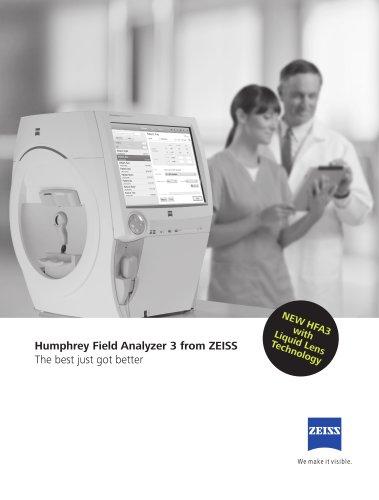 Humphrey Field Analyzer 3 from ZEISS