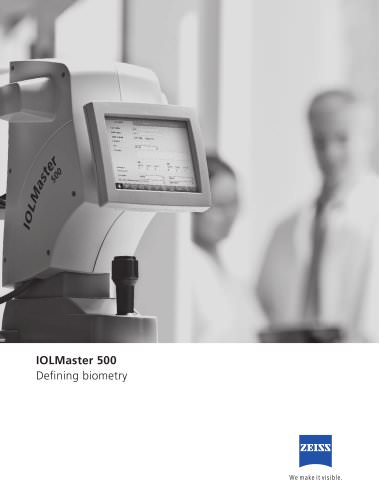 IOLMaster 500