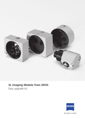 SL Imaging Module from ZEISS Easy upgrade kit