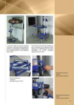 COFFIN LIFTING MACHINE DOLOMITE FOR DOUBLE BURIAL - 2