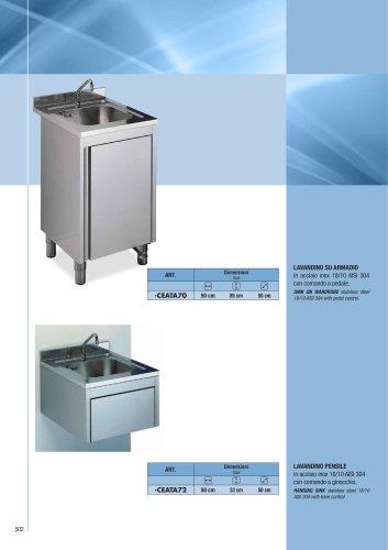 Inox Sink Units