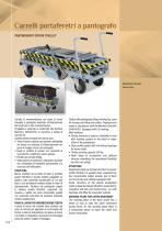 PANTHOGRAPF COFFIN TROLLEY - 1