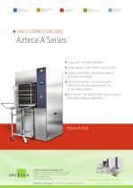 Azteca A Series Steam Sterilizers