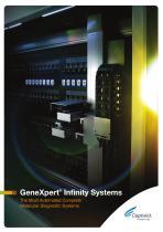 GeneXpert®  Infinity Systems