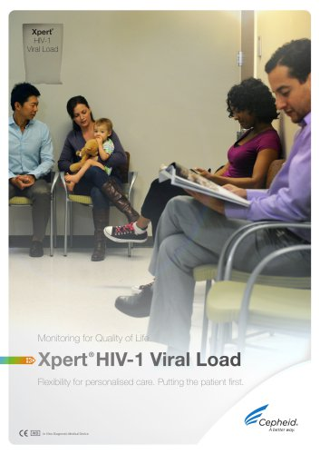 Xpert® HIV-1 Viral Load