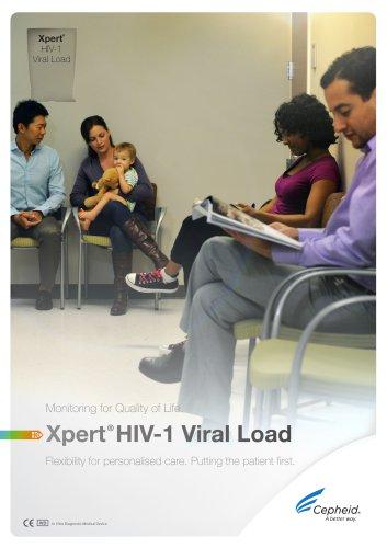 Xpert® HIV-1 Viral Load