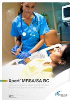 Xpert® MRSA/SA BC