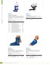 AIRCAST PROCARE Product Catalog - 12