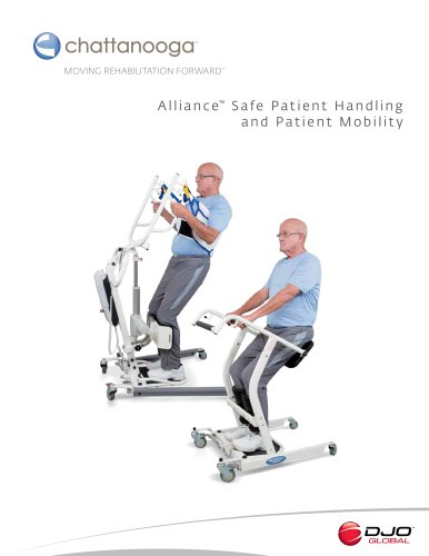 Alliance? Safe Patient Handling and Patient Mobility