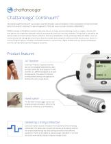Chattanooga®  Continuum™ Switch on Recovery - 2