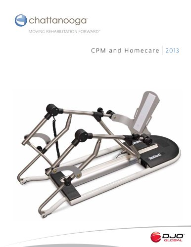 CPM and Homecare 2013
