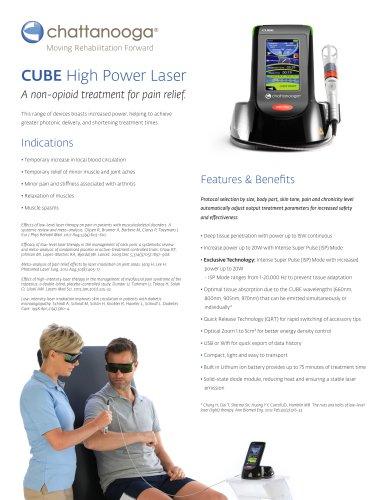 CUBE High Power Laser