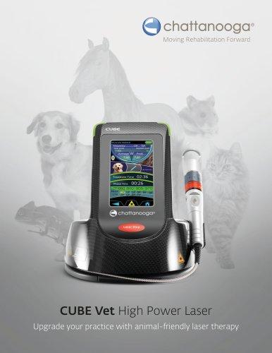 CUBE Vet High Power Laser
