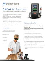 CUBE Vet High Power Laser - 1