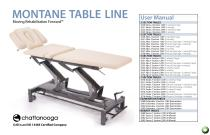 Montane Table LINE - 1