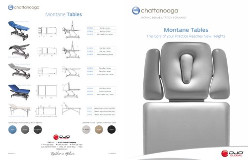 Montane Tables Old