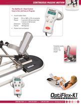 Moving Rehabilitation Forward™ CPM Solutions - 5