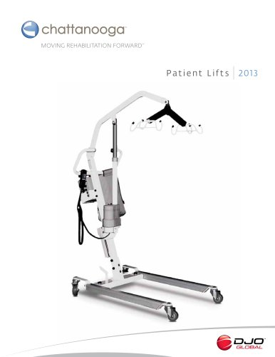 Patient Lifts 2013
