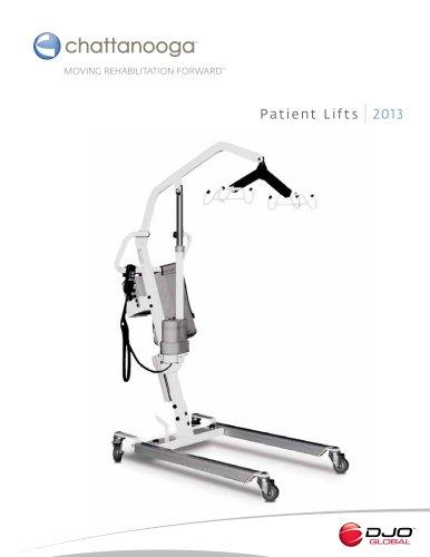 Patient Lifts 2013