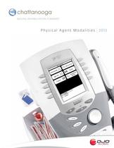 Physical Agent Modalities 2013 - 1
