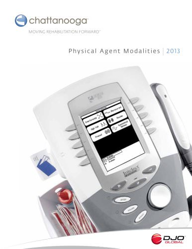 Physical Agent Modalities 2013