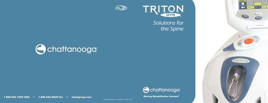 Triton DTS Solutions for the Spine Old - 1