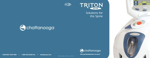 Triton DTS Solutions for the Spine Old