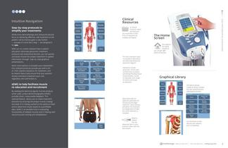 Vectra Cenisys Electrotherapy Products 2012 Catalog - 3