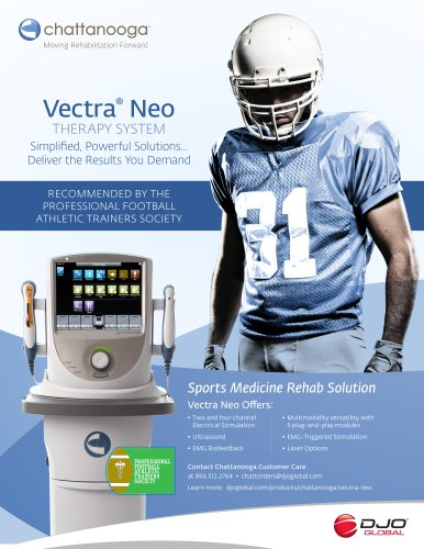 Vectra® Neo THERAPY SYSTEM