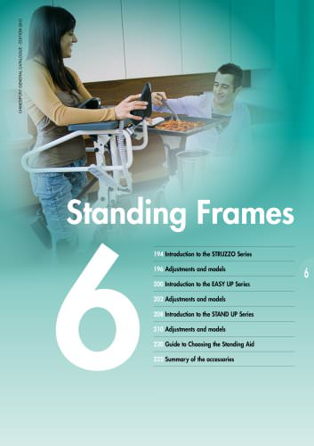 6 - STANDING FRAMES - International Edition 2013-2014