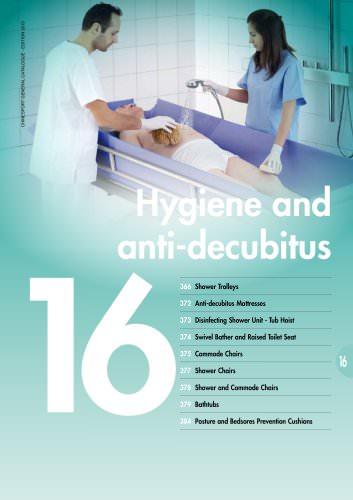 HYGIENE AND ANTI-DECUBITUS
