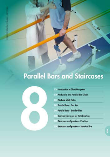 Parallel Bars and Staircases