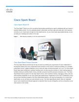 Cisco Spark Board 55