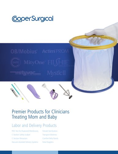 Labor and Delivery Products
