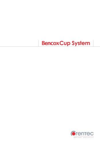 Bencox Cup System