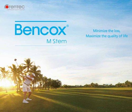Bencox® M Stem