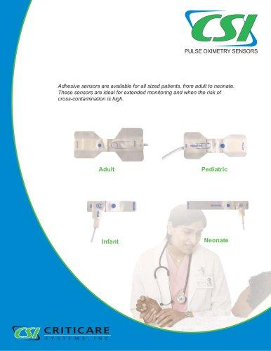 CSI Adhesive SpO2 Sensors