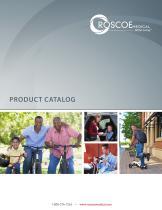 2015 Roscoe Medical Product Catalog