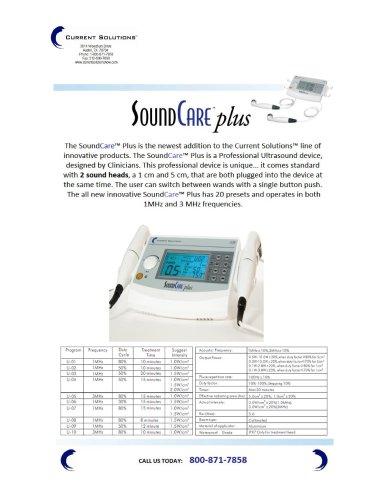 Sound Care plus