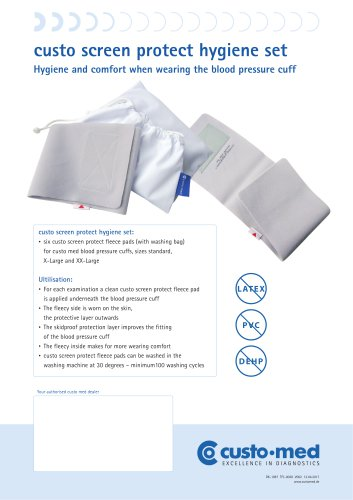 custo screen protect hygiene set