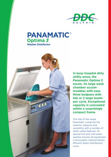 Panamatic Optima 3