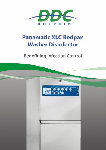 Panamatic XLC Bedpan Washer Disinfector