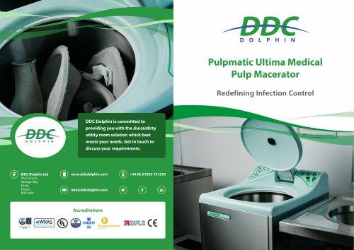 Pulpmatic Ultima medical pulp macerator