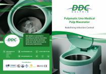 Pulpmatic UNO medical pulp macerator