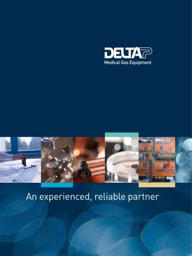DELTA P Medical Gas Equipment