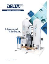 oxygen genetor made by DeltaP italy