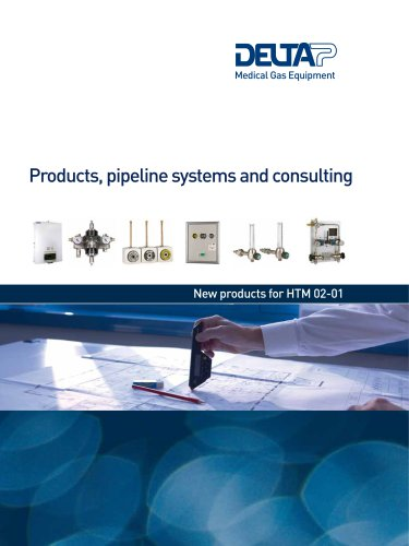 Products, pipeline systems and consulting